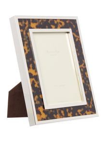 Addison Ross 5x7 faux tortoise shell frame