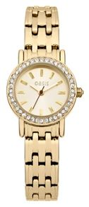 Oasis Ladies gold tone bracelet watch