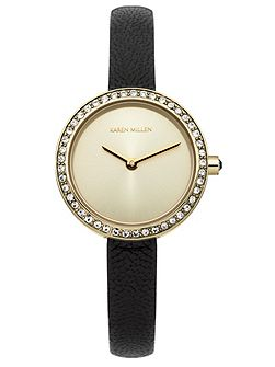 Ladies strap watch