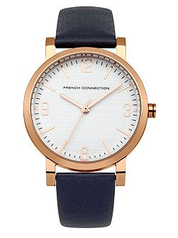 French Connection Ladies strap watch