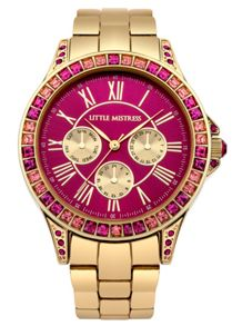 Little Mistress Ladies  bracelet watch