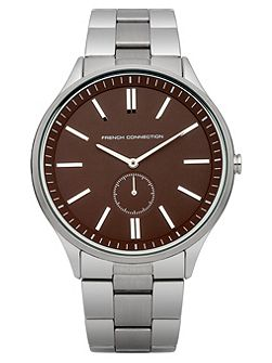 Gents bracelet watch