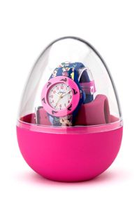 Joules Girl`s multicolour silicone strap watch
