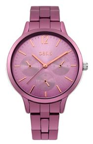 Oasis Ladies  pink bracelet watch