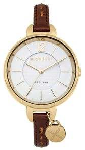 Fiorelli Ladies  leather strap watch