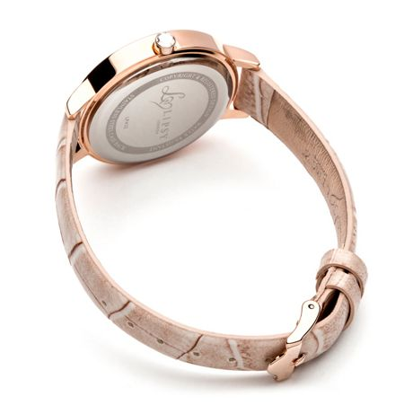 Lipsy Ladies pink strap watch