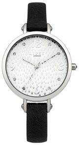 Lipsy Ladies black strap watch