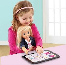Vivid My Friend Cayla Interactive Doll