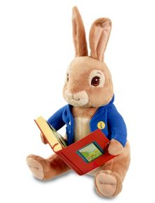 Story-Telling Peter Rabbit