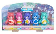 Care Bears 5 Figure Pack