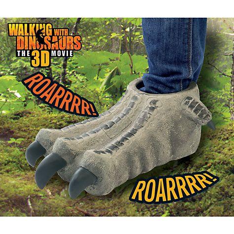 Walking with Dinosaurs Play Dino Feet