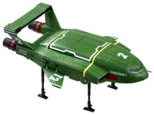 Thunderbirds Are Go Thunderbird 2 With Mini Thunderbird 4