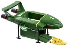 Thunderbird 2 With Mini Thunderbird 4