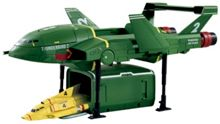 Thunderbirds Are Go Supersize Thunderbird 2 & Thunderbird 4