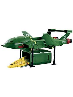 Supersize Thunderbird 2 & Thunderbird 4