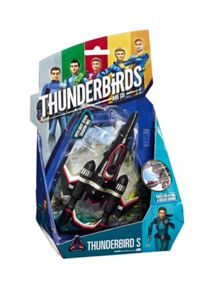 Thunderbirds Are Go Are Go - Thunderbird S Vehicle