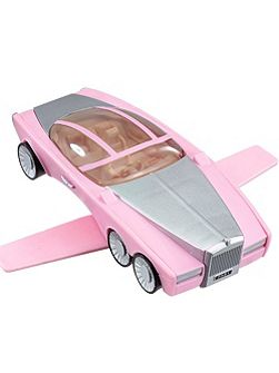 Are Go - Lady Penelope`s FAB 1 Car