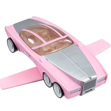 Thunderbirds Are Go Are Go - Lady Penelope`s FAB 1 Car