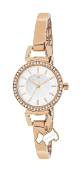 Radley RY4154 rose gold plated ladies watch