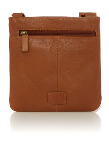 Tan small pocket bag