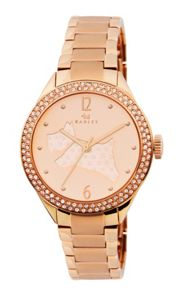 RY4190 Ladies  Rose Gold Bracelet Rose Gold Dial