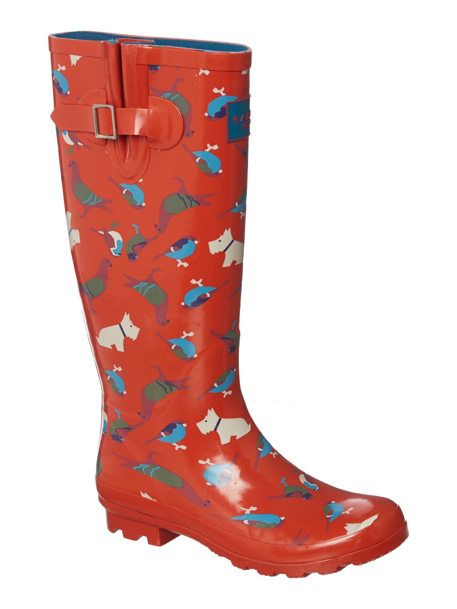 A little bird told me tall wellington boots