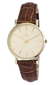 Radley RY2268 Ladies Brown Strap Champagne Dial