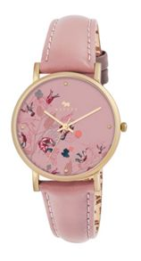 RY2278 Ladies  Dusty Pink Strap watch