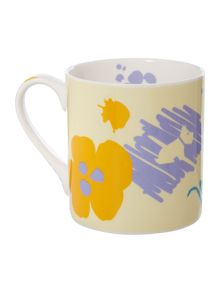Butterfield yellow mug