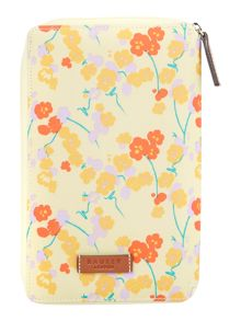 Butterfield yellow zip kindle cover