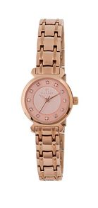 RY4202 Ladies Rose Gold Bracelet Rose Gold Dial