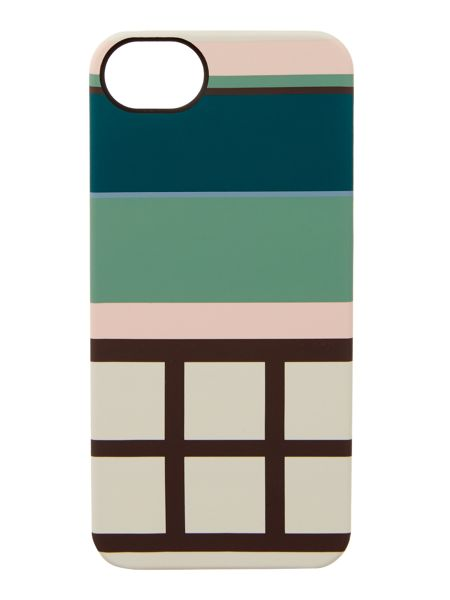 Radley Downtown green iphone case
