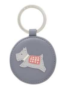 Mini me grey keyring