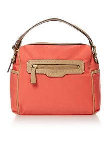 Radley Mercer street orange medium multiway bag