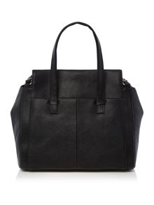 Radley Bedford square black medium multiway