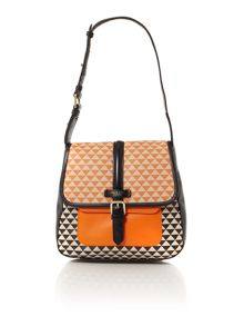 Radley Jonathan saunders multi-coloured small bag