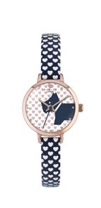Radley Radley summer fig heart strap watch