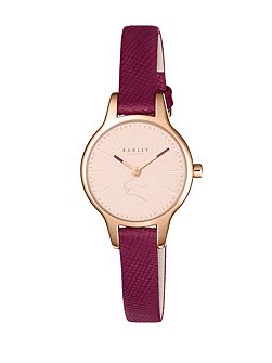 RY2414 ladies strap watch