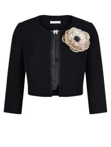 Waist Length Corsage Jacket