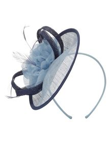 Eastex Silk Flower Fascinator