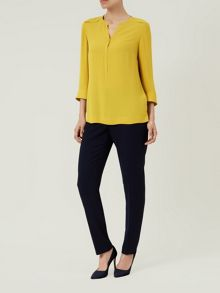 Windsmoor Ochre Blouse
