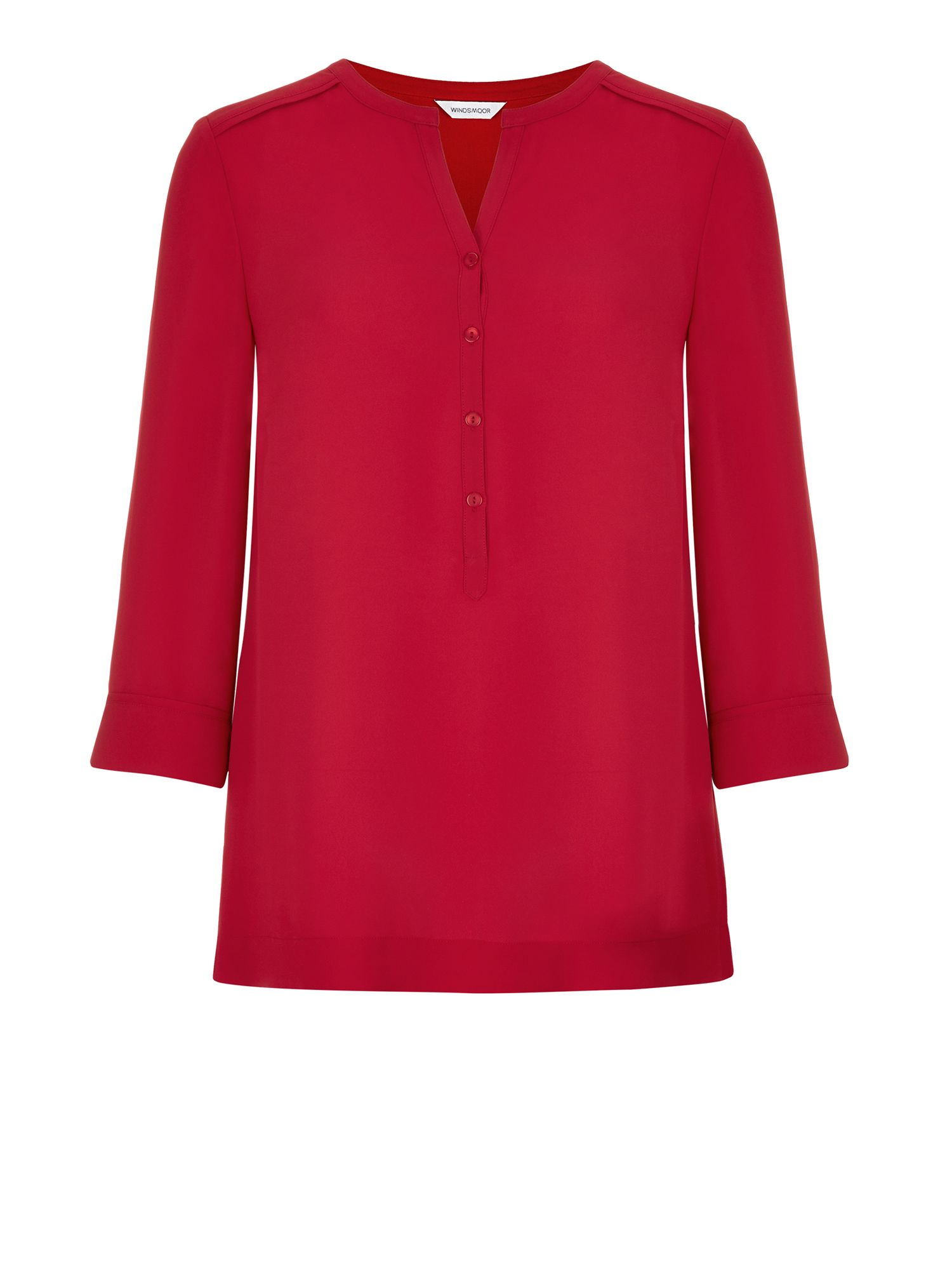 Windsmoor Red Blouse