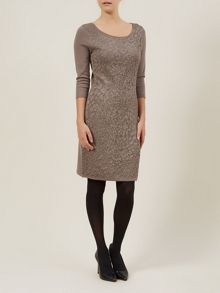 Gold Textured Tunic