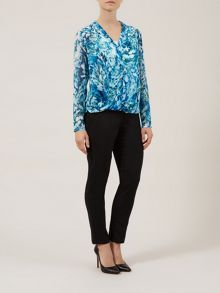 Eastern Leaf Blouse