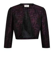 Berry and Black Bolero
