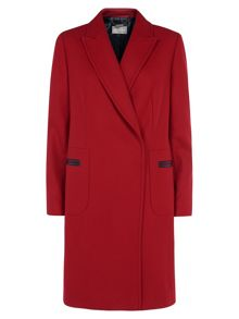 Red City Coat