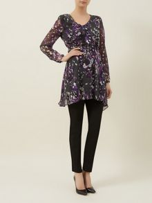 Bethany Floral Blouse