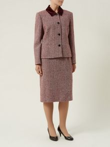 Garnet Tweed jacket
