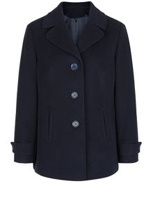 French Navy Short Coat