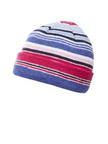 Knitted Stripe Hat